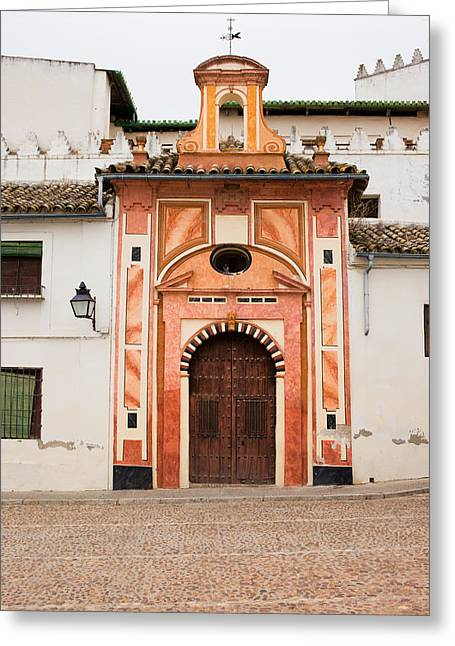 Cordoba Greeting Cards - Chapel of Conception in Cordoba Greeting Card by Artur Bogacki