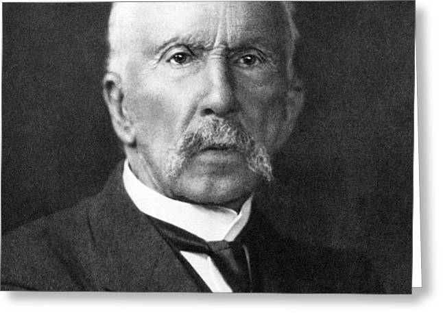 Charles Richet, French Physiologist Greeting Card by
