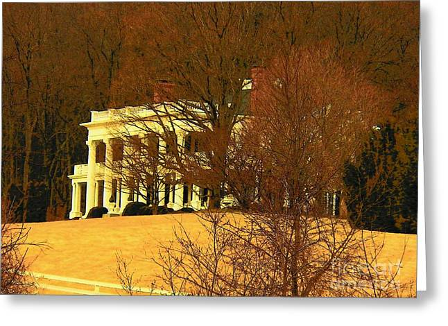 Northern Virginia Greeting Cards - Chelsey Greeting Card by Joyce Kimble Smith