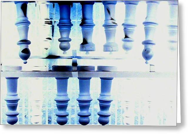 Uncommen Greeting Cards - Chess Anyone 2 Greeting Card by Cyryn Fyrcyd