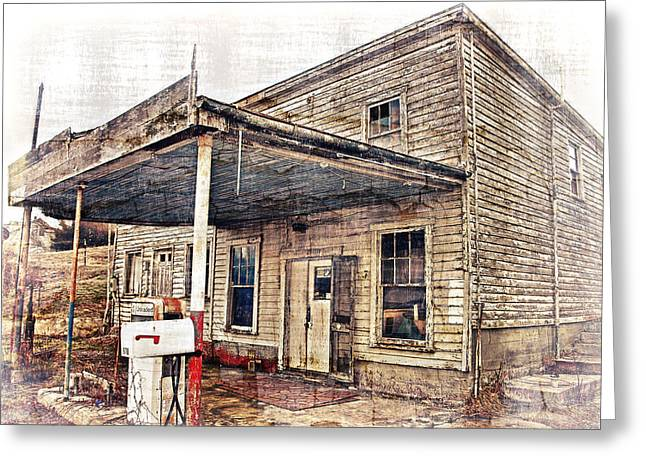 Rockbridge County Greeting Cards - Childhood Memories Greeting Card by Kathy Jennings