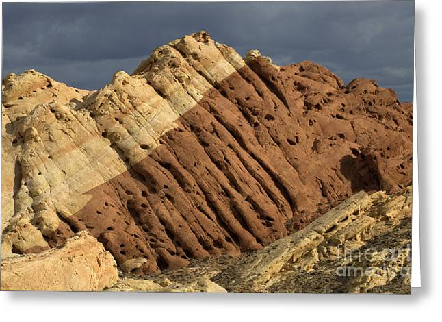 Chocolate Photos Greeting Cards - Chocolate Mountain Greeting Card by Bob Christopher