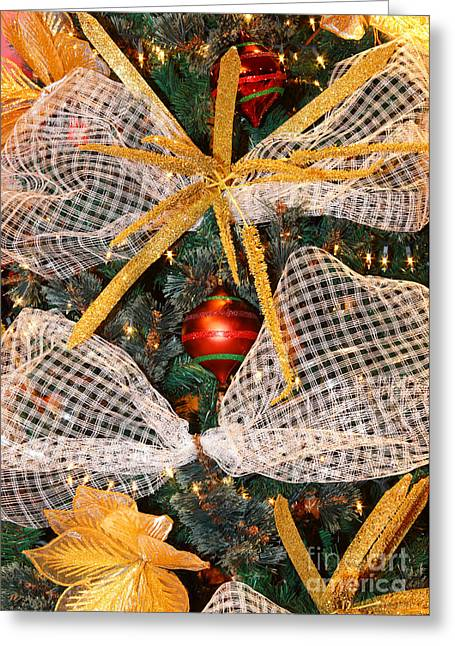 Tarjetas Greeting Cards - Christmas Decorations Greeting Card by James Brunker