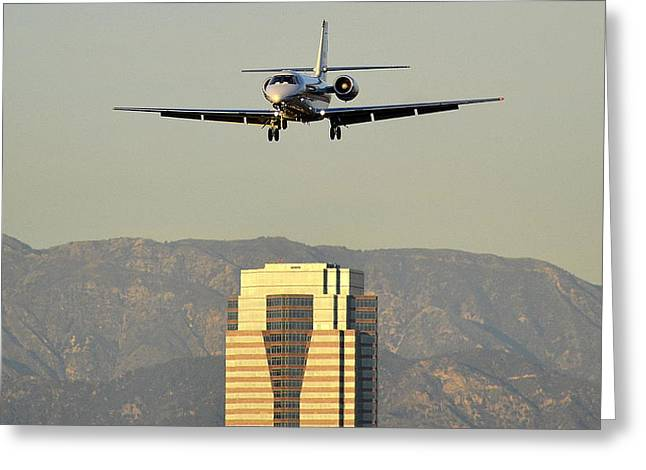 Sovereign Greeting Cards - Citation Sovereign Greeting Card by Fraida Gutovich