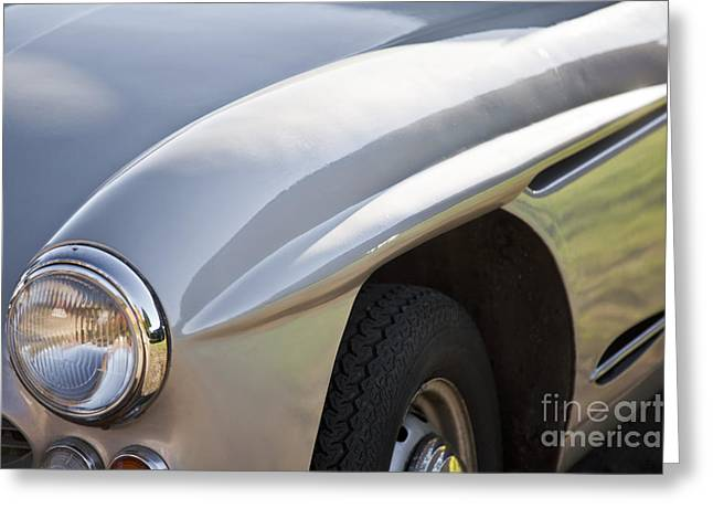 Jensen Greeting Cards - Classic Jensen 541 S Greeting Card by Heiko Koehrer-Wagner
