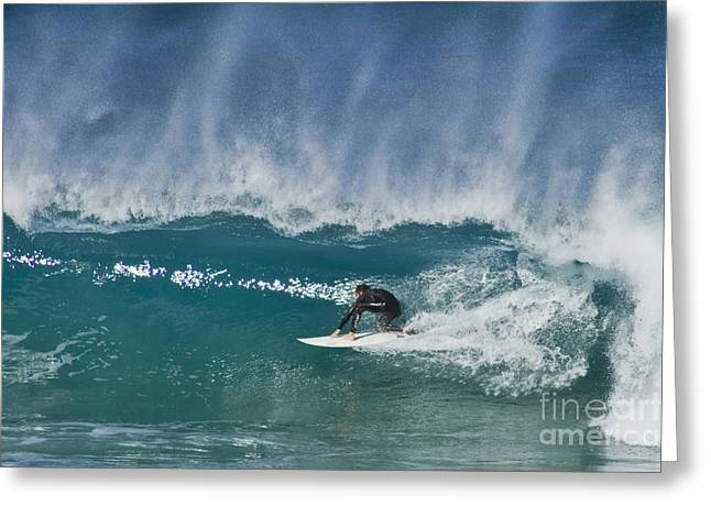 Bryan Freeman Greeting Cards - Close Out - Maroubra Beach - Sydney - Australia Greeting Card by Bryan Freeman