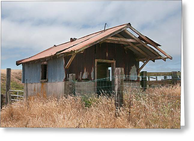 Closed For Inventory Greeting Card by Kent Sorensen