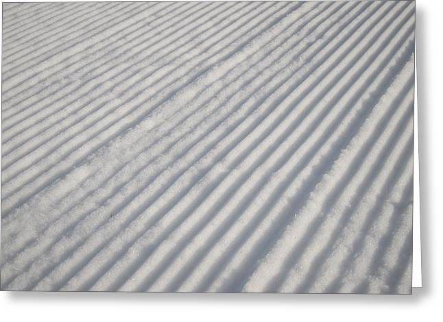Corduroys Greeting Cards - Cold Corduroy Greeting Card by Sven Migot