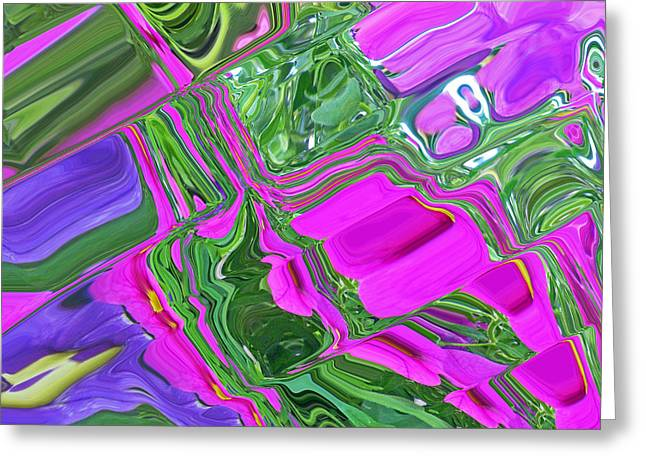 Color Craze Greeting Card by Aimee L Maher Photography and Art Visit ALMGallerydotcom