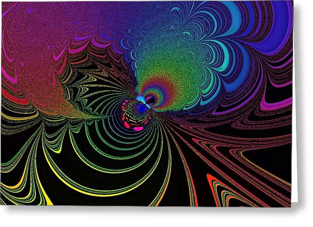 Color Image Greeting Card by Mozhgan Vakili