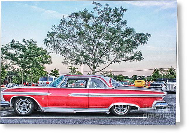 Pictures Buy Photography Greeting Cards - Colorful Art Car Cars Auto HDR Print Canvas Art for Sale Selling Buy Gallery New Photos Pictures Pic Greeting Card by Pictures HDR