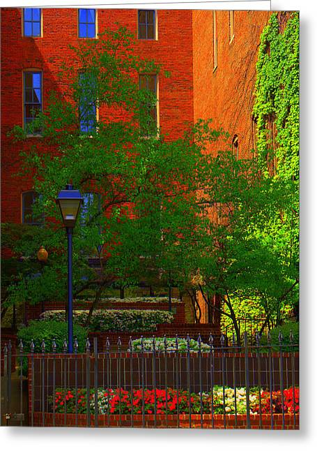 Nashville Tennessee Greeting Cards - Colors Greeting Card by Sheri Bartoszek