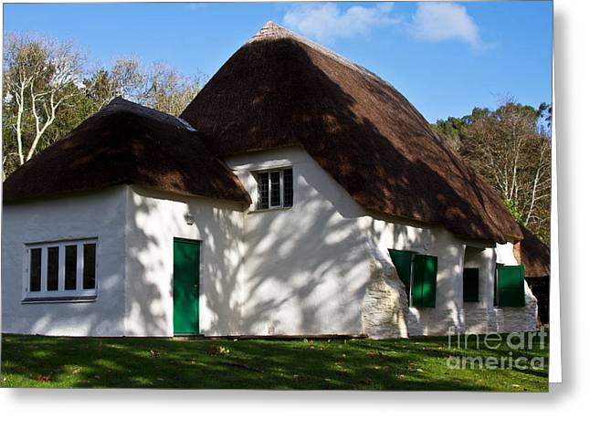 Quaker Photographs Greeting Cards - Come To Good Greeting Card by Brian Roscorla