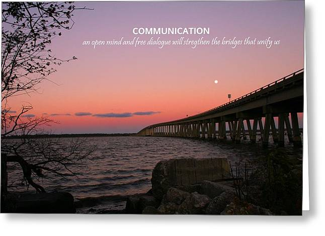 Strengthen Greeting Cards - Communication Greeting Card by Pathways Life  Coaching