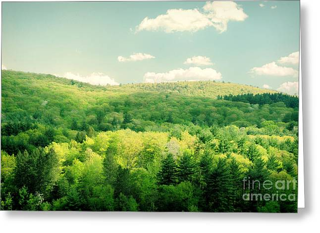 Connecticut Greeting Cards - Connecticut Greeting Card by HD Connelly