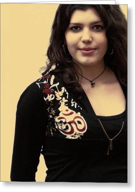 Southern Province Greeting Cards - Cordoba Beauty Greeting Card by Lorraine Devon Wilke
