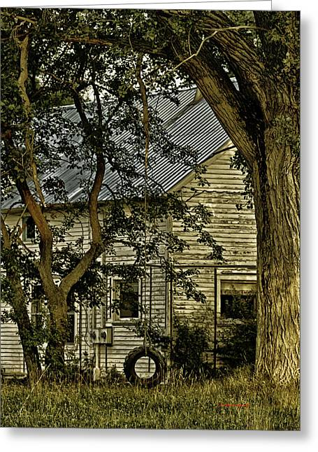 Timothy J Berndt Greeting Cards - Country Life Greeting Card by Timothy J Berndt