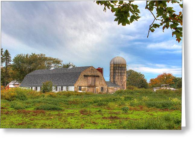 Apacheco Greeting Cards - Country Living  Greeting Card by Andrew Pacheco