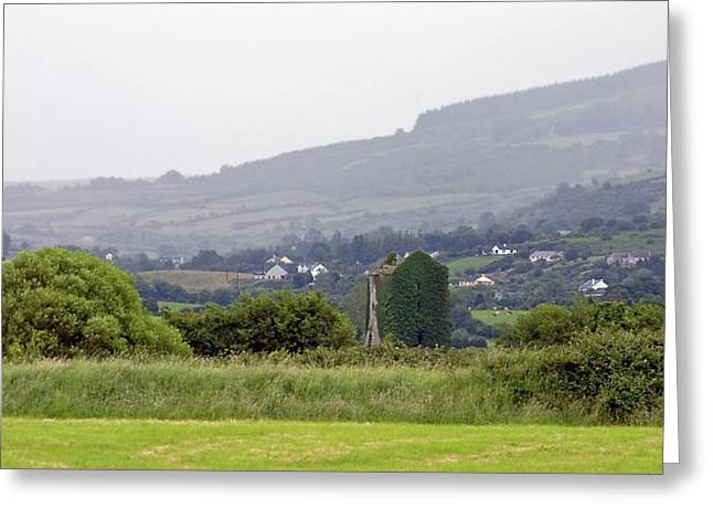 County Clare Greeting Cards - County Clare 1 Greeting Card by John Burnett