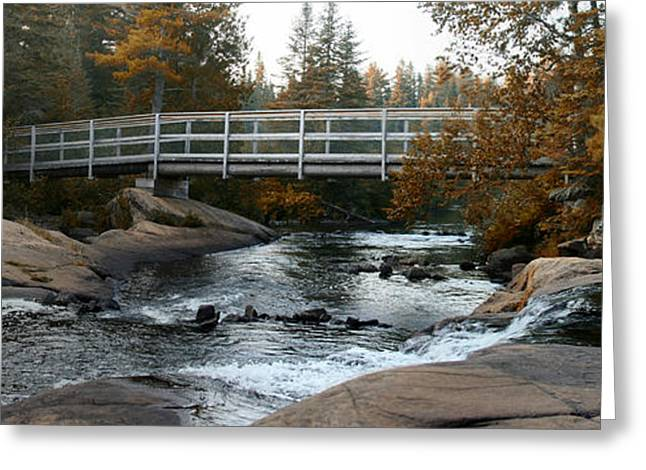 Creek  Greeting Card by Photography Art