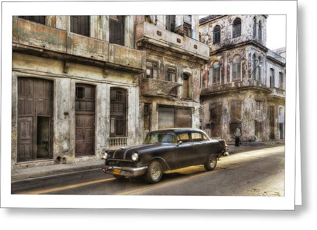 Havanna Greeting Cards - Cuba 01 Greeting Card by Marco Hietberg