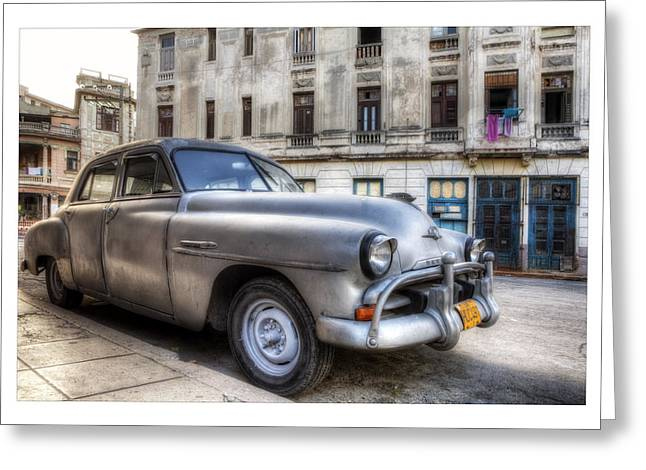 Havanna Greeting Cards - Cuba 03 Greeting Card by Marco Hietberg