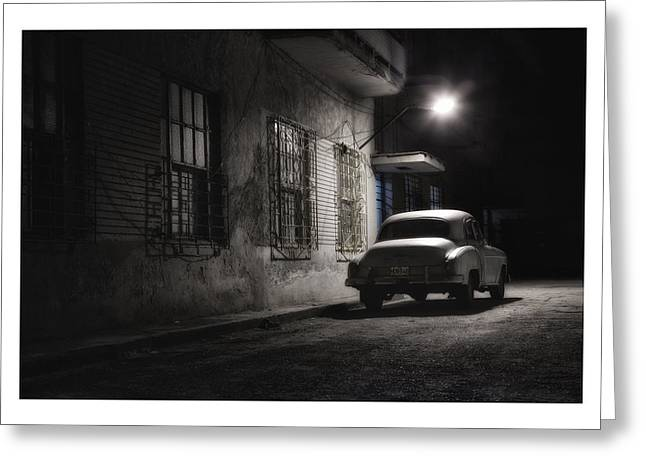 Havanna Greeting Cards - Cuba 05 Greeting Card by Marco Hietberg