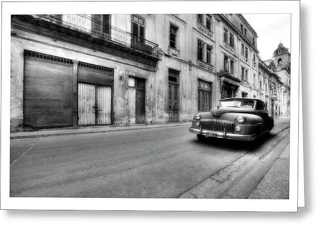 Havanna Greeting Cards - Cuba 14 Greeting Card by Marco Hietberg