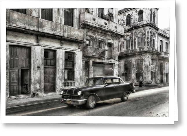 Havanna Greeting Cards - Cuba 15 Greeting Card by Marco Hietberg