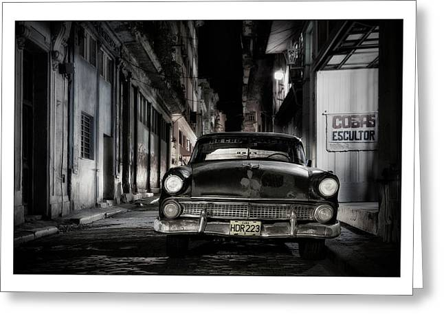 Havanna Greeting Cards - Cuba 20 Greeting Card by Marco Hietberg