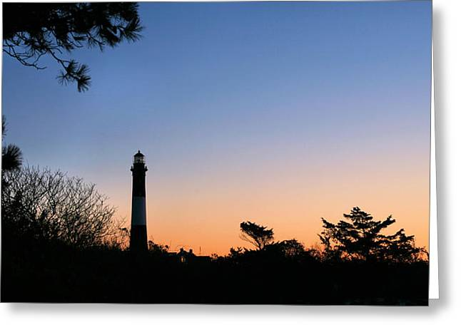 Nassau County Ny Greeting Cards - Dawn Breaks Greeting Card by JC Findley