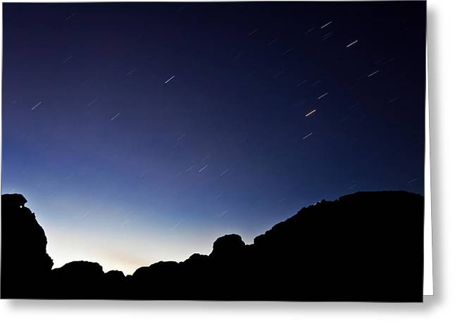 Star Valley Greeting Cards - Dawns Early Light Greeting Card by James Marvin Phelps