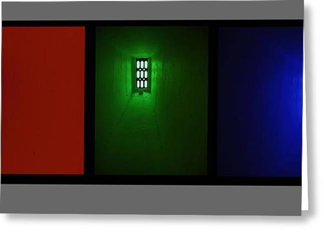 Xoanxo Digital Art Greeting Cards - Daylight Greeting Card by Xoanxo Cespon