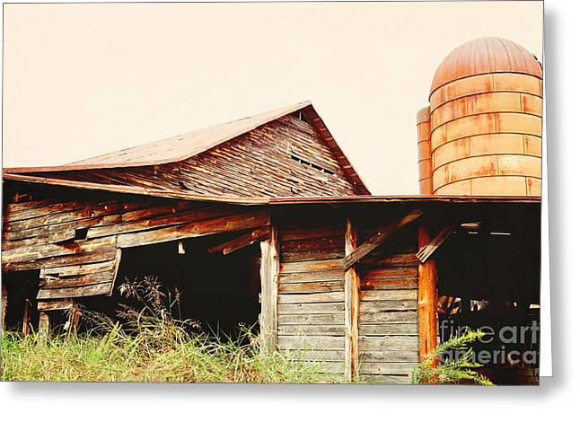 Kim Photographs Greeting Cards - Days of Thunder Greeting Card by Kim Fearheiley