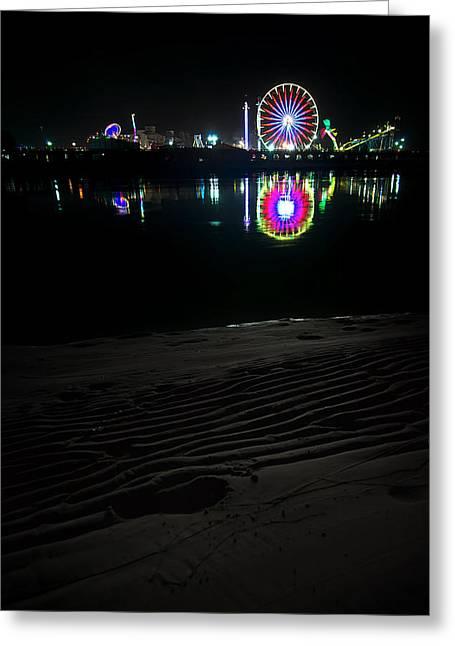 County Fair Greeting Cards - Del Mar Fair Greeting Card by Sean Foster