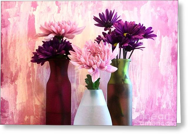 Floral Photos Greeting Cards - Delightful Greeting Card by Marsha Heiken