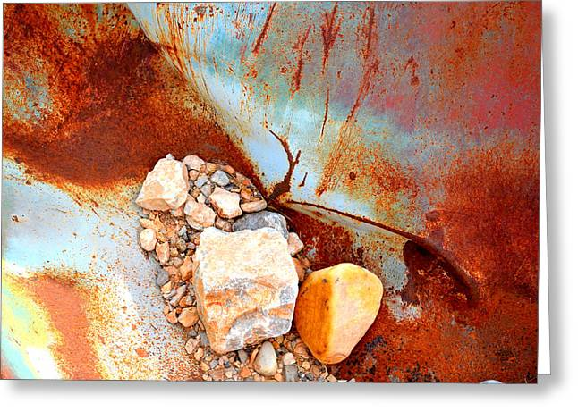 Jansson Greeting Cards - desert still life II Greeting Card by Diane montana Jansson