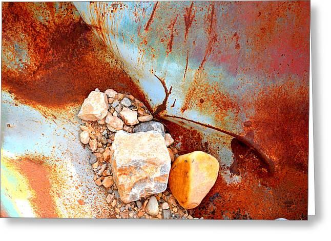 desert still life II Greeting Card by Diane montana Jansson