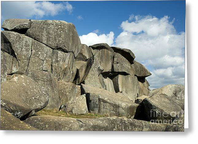 Devil's Den Formation 42 Greeting Card by Paul W Faust -  Impressions of Light
