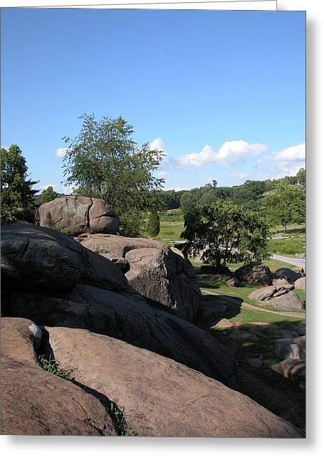 Devils Den Greeting Cards - Devils Den Greeting Card by Mark Wert
