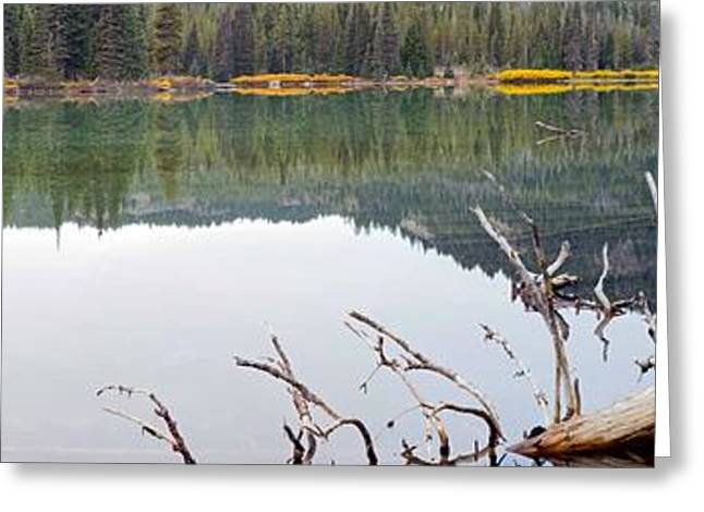 Devil's Lake Greeting Card by Twenty Two North Photography