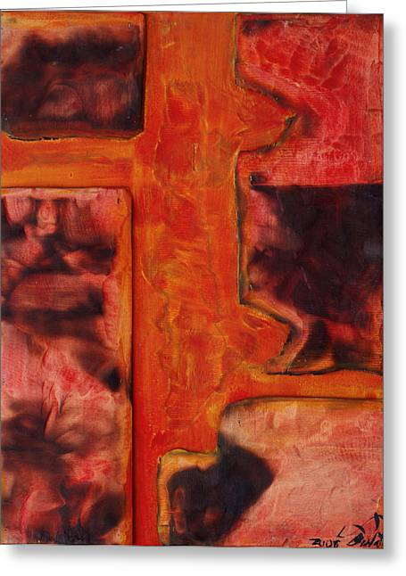 Love Sculptures Greeting Cards - Dialogos 11 Greeting Card by Jorge Berlato