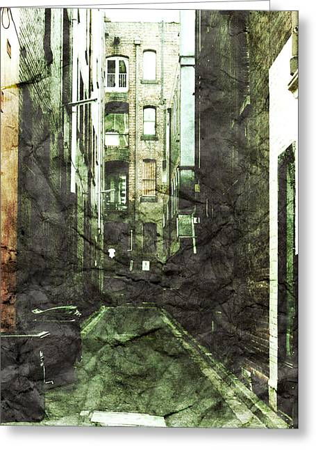 Layers Greeting Cards - Discounted Memory Greeting Card by Andrew Paranavitana