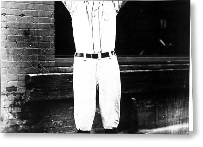 DIZZY DEAN (1911-1974) Greeting Card by Granger