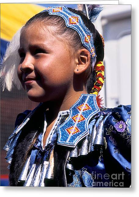 Powwow Greeting Cards - Dollar For Your Photo Greeting Card by Chris  Brewington Photography LLC