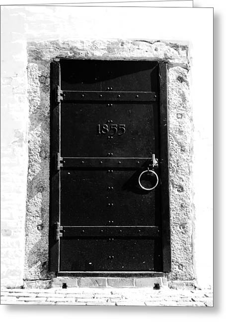 Door To Cape Florida Greeting Card by David Lee Thompson