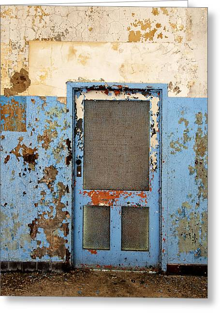 Best Sellers -  - Psychiatric Greeting Cards - Doorway Greeting Card by Roni Chastain