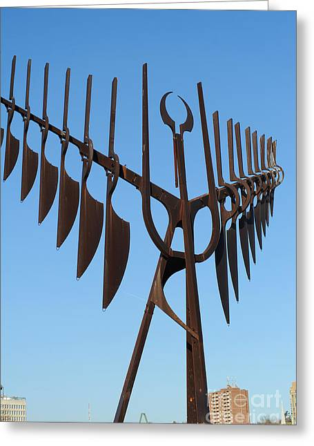 Barrie Greeting Cards - Dreamcatcher Greeting Card by Elaine Mikkelstrup