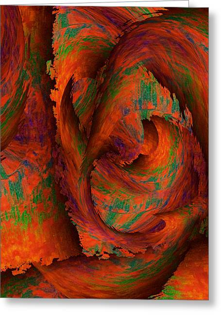 Dreams Greeting Cards - Dreamscapes Greeting Card by Christohper Gaston