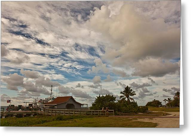 Dry Tortugas National Park Greeting Card by Patrick  Flynn